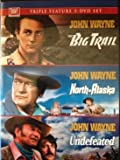 John Wayne Triple Feature (The Big Trail, North to Alaska, The Undefeated)
