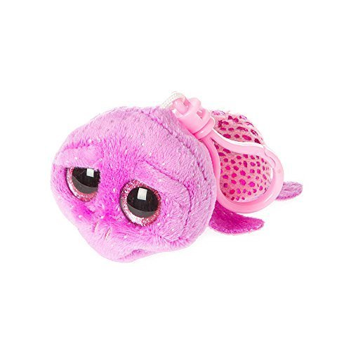 Claires Accessories Ty Beanie Boos Slowpoke The Turtle Plush Clip On   3 1 4