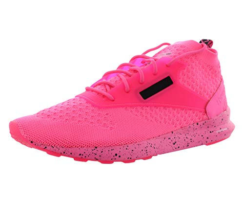 Reebok Men's Zoku Runner HM Sneaker Solar Pink/Black/White
