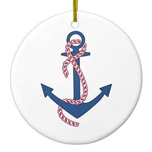 41amxSoyqvL._SS300_ Best Anchor Christmas Ornaments
