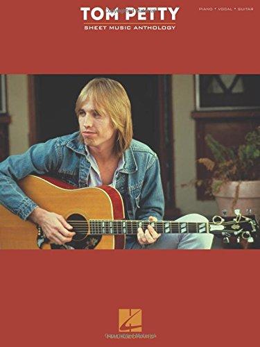 Tom Petty Sheet Music Anthology (Pvg Book Sheet Music)