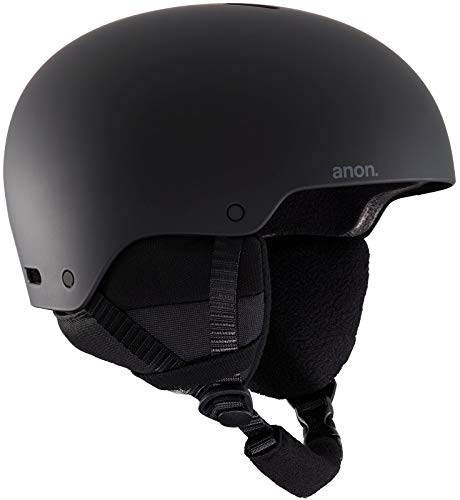 Anon Men's Raider 3 Helmet, Black, Large