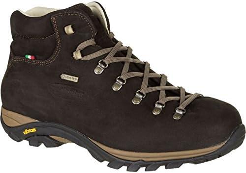 8d868be3cbf Zamberlan - 320 Trail lite evo GTX - Light Hiking Boots - Dark Brown ...