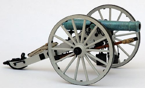 Guns Of History James Cannon 6-lb 1:16 Scale Artillery Model Hobby Kit MS4007 - Model ()
