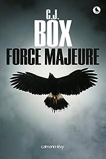 Joe Pickett, tome 12 : Force majeure par Box