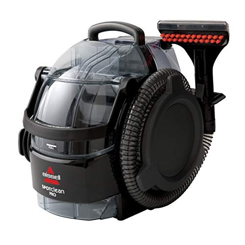 Bissell 3624 SpotClean Professional Portable Carpet Cleaner - Corded (Renewed)
