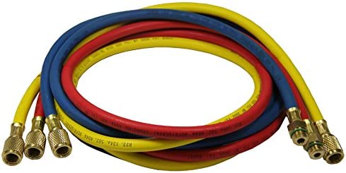 """FJC Air Conditioning 72/"""" R12 Hose Part# 6337 Blue for sale online"""