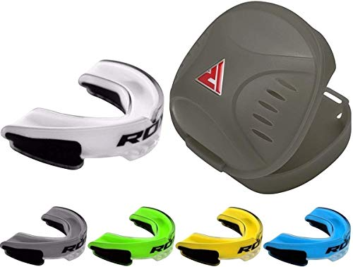 RDX Mouthguard Boxing Gum Shield MMA Kickboxing Muay Thai Bite Guard Mouthpiece Mouth Protector Martial Arts Hockey Judo Karate Rugby