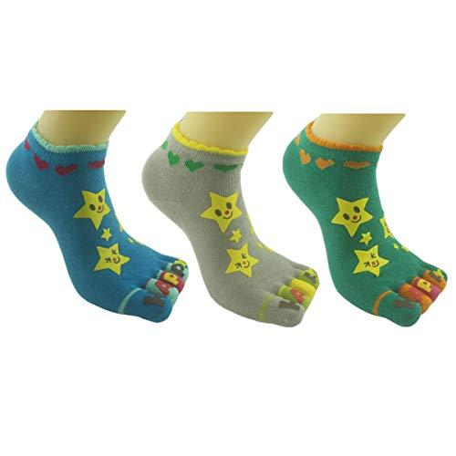 split toe socks for kids - 3