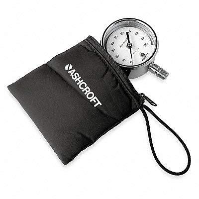 Pressure Gauge, 0 to 200 psi, 3In, 1/4In