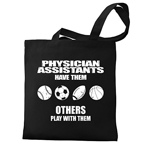 Canvas have with them Bag Tote Eddany others Assistants play Physician them q81E8U