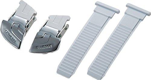 SH Buckle Strap Universal La Silver/White