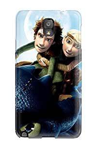 Pretty KBVrbUy1966NqoBa Galaxy Note 3 Case Cover/ How To Train Your Dragon Hd Series High Quality Case