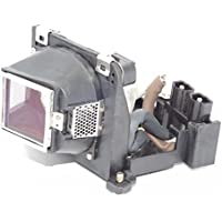 Emazne 310-6472/K7815 Projector Replacement Compatible Lamp With Housing For Dell 1201MP Dell 1100MP Dell 1200MP Dell 1100MP Acer PD113P Acer PD123 Acer PD123D Acer PH110 Acer PH113P Liesegang DDV2100