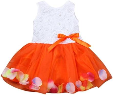 Bokeley Newborn Toddler Bowknot Dresses