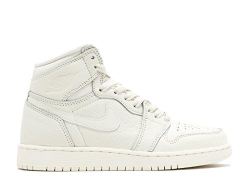 1 pour NIKE Chaussures Air Homme Basketball nbsp;Mid Jordan University Sail Red IwqqSxAp