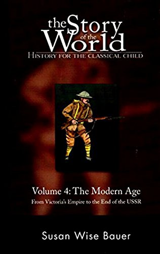 The Story of the World: History for the Classical Child: The Modern Age: Audiobook (Vol. 4)  (Story of the World) (v. 4) cover