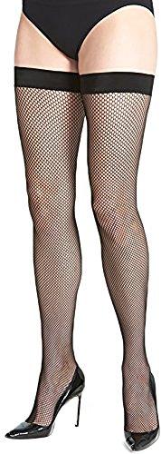 DKNY Fashion Womens Softest Fishnet Thigh High (Small/Medium) by DKNY
