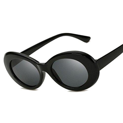 montura para plastico de Unisex sol ovaladas A viaje hombres con retro de Barato pequeñas Gafas Moda Gafas mujeres sol de de Gusspower Gafas Gafas ZRnqOn