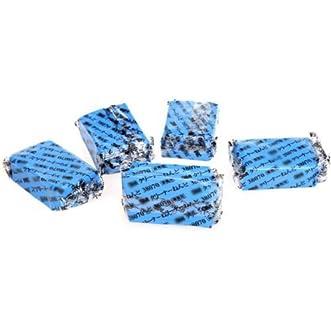 Kingzer Practical 5pcs 180g Magic Car Truck Clean Clay Bar Auto Detailing Cleaner Blue