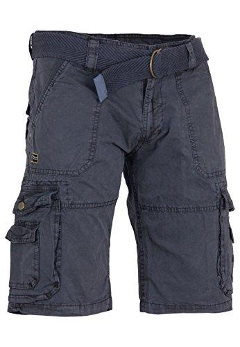 Geographical Norway bermuda shorts Parachute Men Navy