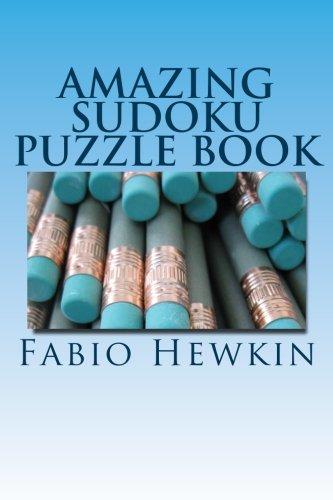 Amazing Sudoku Puzzle: 100- Medium Puzzles