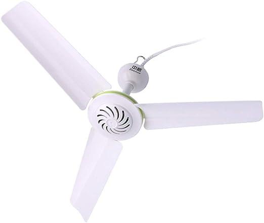 FANS Brisa pequeño Ventilador de Techo/Anti-Mosquito Ventilador ...