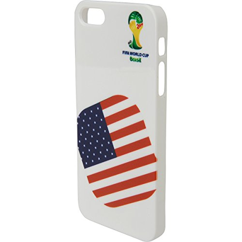 orld Cup Brazil Phone Case (USA, iPhone 5/5S/SE) (Usa Brazil World Cup)