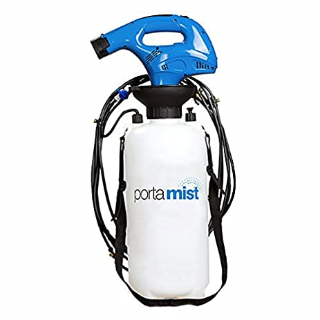 Porta Mist Portable Misting System 12V Rechargeable