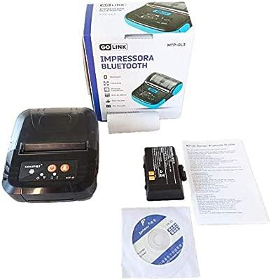 tidystore Impresora Térmica De Recibos Bluetooth Inalámbrico ...