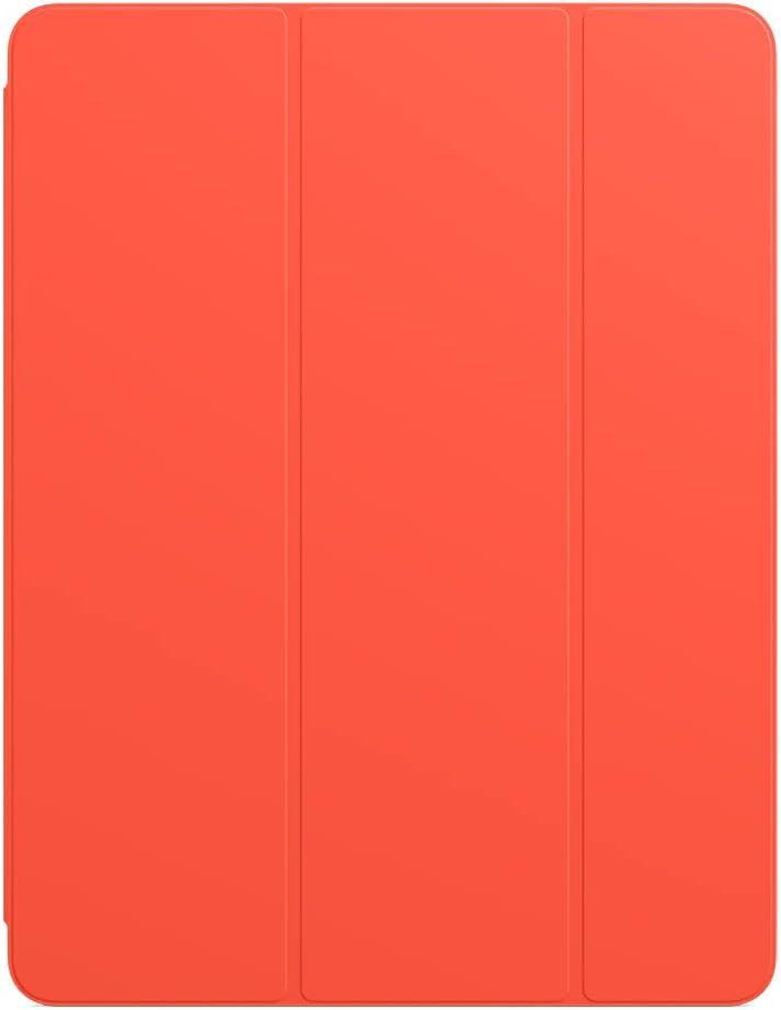 Apple Smart Folio (for 12.9-inch iPadPro - 5th Generation) - Electric Orange