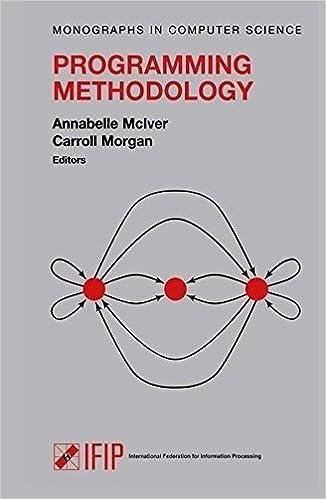 Programming Methodology (Monographs in Computer Science)