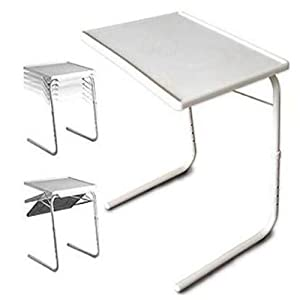 FOLDING TV LAPTOP TABLE by major Amazoncouk Kitchen Home