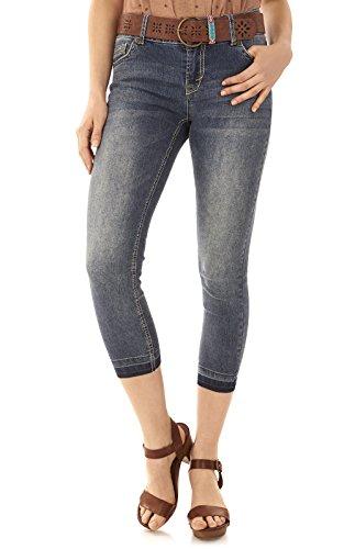 Bermuda Crop Jeans - 3