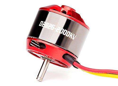 - Turnigy D2826-2000KV 330W Brushless Outrunner Motor