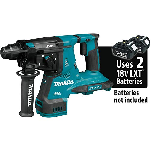 Makita XRH08Z 18V X2 LXT Lithium-Ion (36V) Brushless Cordless 1-1/8