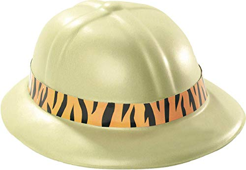 - Wild Republic Safari Hat, Jungle Party Favors, Safari Party Supplies, Zoo Toys, 10.5 Inches