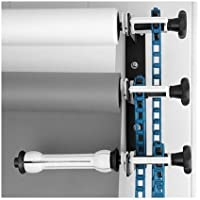 Fotodiox Triple Roller Paper Drive Set with Wall Mount Support for Mounting 3 Paper Background Rolls