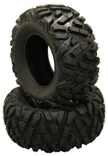 Tires Trailer Atv (2 New Radial WANDA ATV/UTV Tires 27x9R14 6PR P350 - 10181)