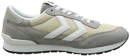 Dove White Reflex Adults' Sport Low Sneakers Ii Hummel Top Grey Unisex Grey fzEwxq5P