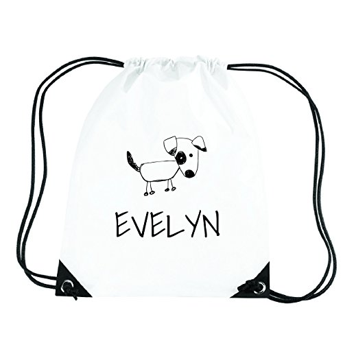JOllipets EVELYN Turnbeutel Sport Tasche PGYM5337 Design: Hund