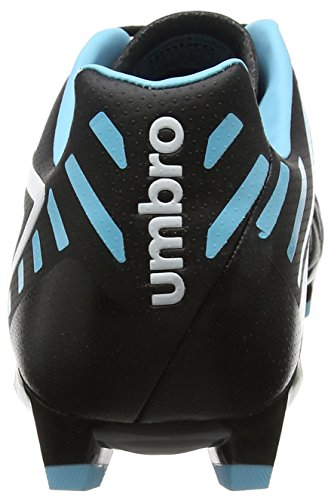 Umbro HG Bluefish White Homme II Noir de Medusæ Club Black Chaussures Football araw4qBx