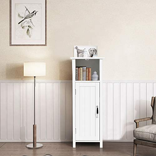 home, kitchen, furniture, accent furniture,  storage cabinets 4 picture Tangkula Bathroom Storage Cabinet, Multifunctional Storage Cabinet with in USA