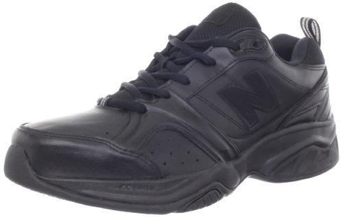 New Balance Men's MX623 Cross-Training Shoe,Black,11.5 2E US