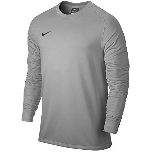 Replica Goalkeeper Jersey - Nike Men's Long Sleeve Park Goalie II Soccer Goalkeeper Jersey (Large) Matte Silver