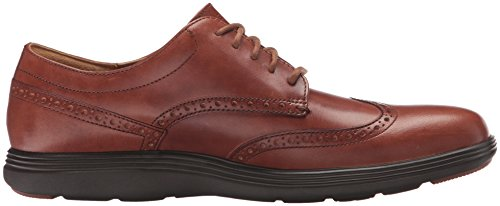 Cole Haan Hommes Grand Tour Aile Oxford Woodbury Cuir / Java