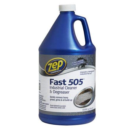 Zep Commercial Cleaner and Degreaser, 128 oz (Fast 505) by Zep Commercial (Image #1)