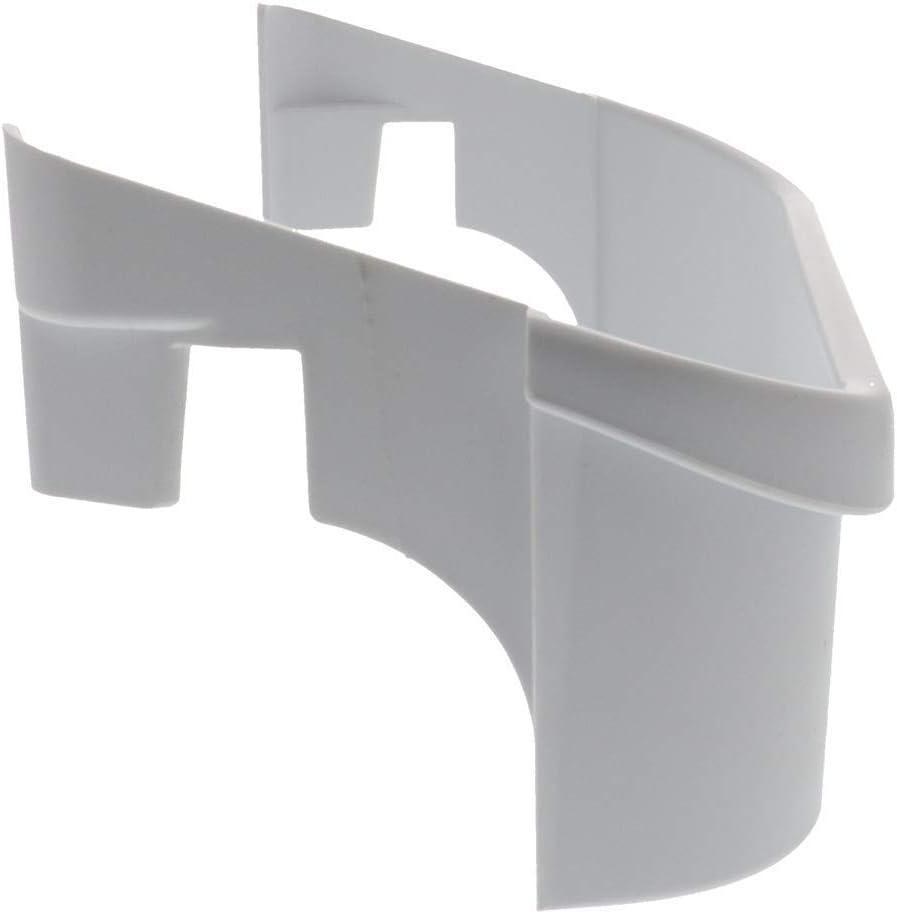 240323001 /& 240356401 Refrigerator Door Bin /& 240351601 Freezer Door Bin Side Shelf Replacement for Frigidaire FFHS2611LBK Compatible 240323001 240356401 /& 240351601 White Door Bin