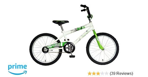 Amazon.com : Mantis Grizzled Kid\'s Bike, 20 inch Wheels, 12 inch ...