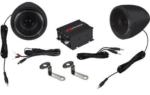 Renegade RXA100B altavoz audio - Altavoces para coche (8,8 cm, 2.0 canales)